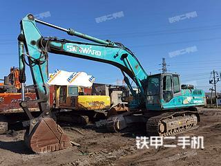 海南山河智能SWE360LC挖掘機實拍圖片