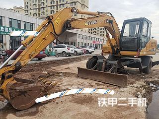 恒特重工HTL150挖掘機實拍圖片