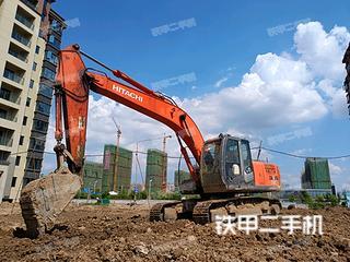 江西-南昌市二手日立ZX200-3挖掘机实拍照片
