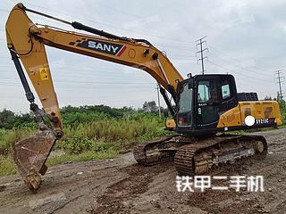 濟南三一重工SY205C挖掘機實拍圖片