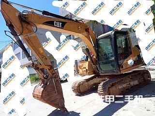 吉安卡特彼勒311CU挖掘機實拍圖片