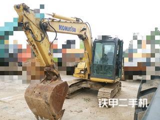 鄭州小松PC60-8挖掘機實拍圖片
