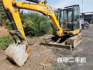 杰西博JCB8061挖掘機實拍圖片