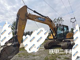 唐山三一重工SY205C挖掘機實拍圖片