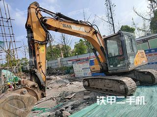 宜賓三一重工SY115C挖掘機實拍圖片