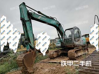 陽江神鋼SK120-5.5挖掘機實拍圖片
