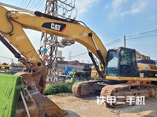 肇慶卡特彼勒336D液壓挖掘機實拍圖片
