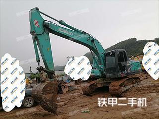 陽江神鋼SK200-8挖掘機實拍圖片
