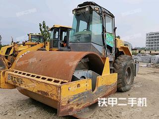 江苏-南京市二手徐工YZ18J压路机实拍照片