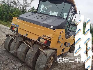 江苏-徐州市二手徐工XP303压路机实拍照片
