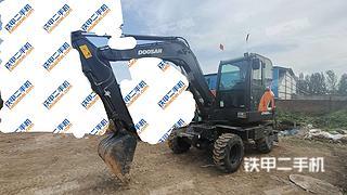 斗山DX60WN ECO挖掘机实拍图片