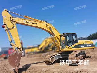 中聯重科ZE360E-9挖掘機實拍圖片