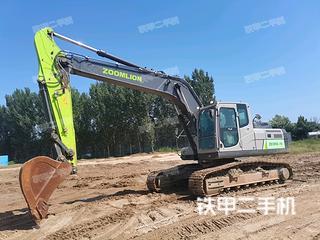 中聯重科ZE245E-10挖掘機實拍圖片