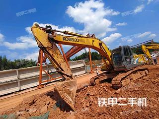 宜賓神鋼SK260LC-8挖掘機實拍圖片