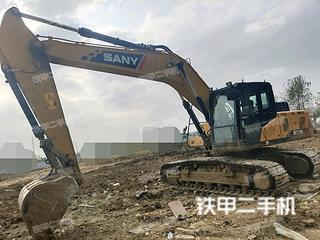 蚌埠三一重工SY205C挖掘機實拍圖片