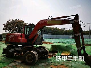 蚌埠鑫豪XH75L挖掘機實拍圖片