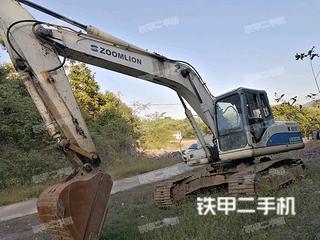 中聯重科ZE230E挖掘機實拍圖片