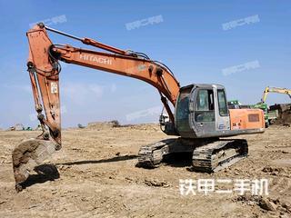 蚌埠日立ZX200-3G挖掘機實拍圖片