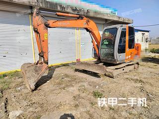 亳州日立ZX60挖掘機實拍圖片