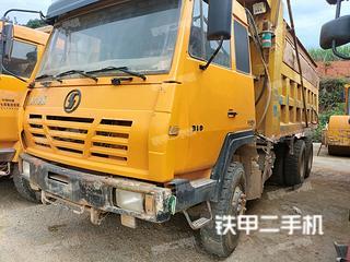 齊齊哈爾陜汽重卡6X4工程自卸車實拍圖片