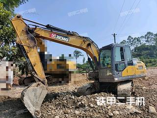 宜賓徐工XE135D挖掘機實拍圖片
