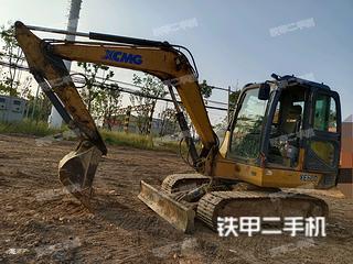 湖南-长沙市二手徐工XE60D挖掘机实拍照片