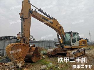 利勃海尔R934C挖掘机实拍图片