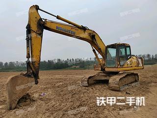 亳州小松PC200-7挖掘機實拍圖片