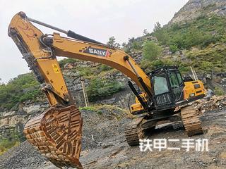 保定三一重工SY365H挖掘機實拍圖片