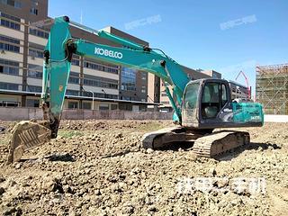 江苏-苏州市二手神钢SK210LC-8挖掘机实拍照片