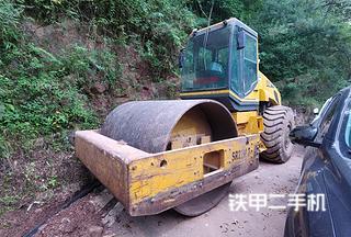 重庆-重庆市二手山推SR20M-2压路机实拍照片
