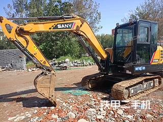 洛阳三一重工SY60C挖掘机实拍图片