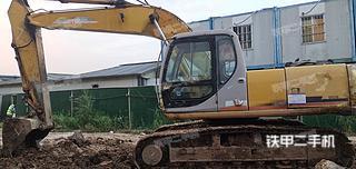 住友SH200Z3挖掘機實拍圖片