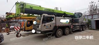 中聯重科ZTC550H552起重機實拍圖片