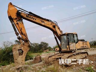 蚌埠三一重工SY235C挖掘機實拍圖片