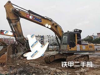 金山徐工XE215D挖掘机实拍图片