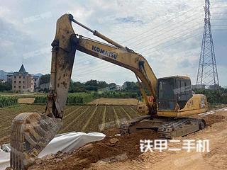 宜昌小松PC200-7挖掘機實拍圖片