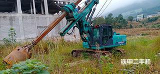 二手广东海峨 HER-260 旋挖钻转让出售