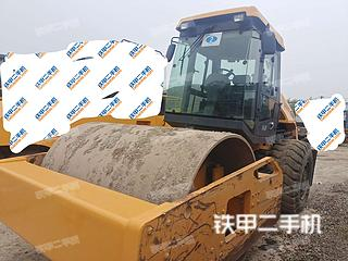 安徽-合肥市二手山推SR26M-3压路机实拍照片
