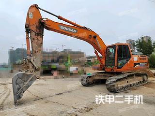 亳州斗山DH225LC-9挖掘機實拍圖片