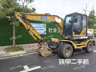 蚌埠遠山機械YS775-8Y挖掘機實拍圖片
