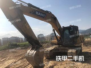 江西-宜春市二手三一重工SY205C挖掘机实拍照片