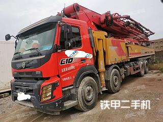 三一重工SYM5440THBV泵車實拍圖片