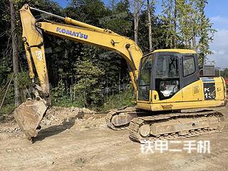 小松PC130-7挖掘機實拍圖片