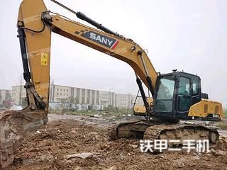 安徽-六安市二手三一重工SY205C挖掘机实拍照片