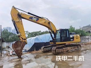 柳州卡特彼勒330D2L液压挖掘机实拍图片