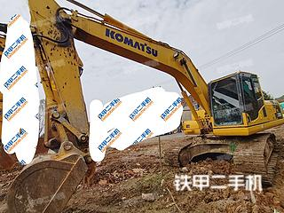 江苏-南京市二手小松PC200-8M0挖掘机实拍照片