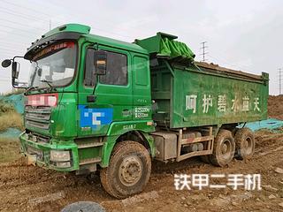 连云港陕汽重卡6X4工程自卸车实拍图片