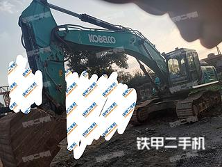 石家庄神钢SK380XD-10挖掘机实拍图片