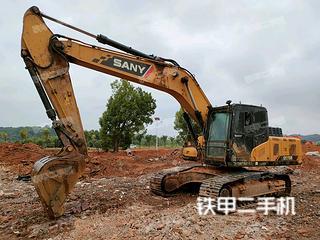 永州三一重工SY195C挖掘机实拍图片